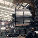 Tubo de acero galvanizado sección redonda