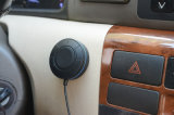 Adaptador sin manos de Bluetooth para el coche