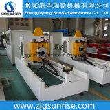 Sonnenaufgang-gute Qualitäts-PVC-Rohr-Strangpresßling-Zeile