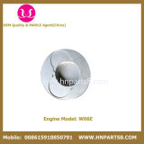 W06e 104mm Tinned Piston for Hino Truck W04D Piston