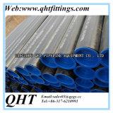 Tubulação sem emenda do carbono laminado a alta temperatura ou de aço inoxidável
