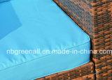 Горячая софа сада надувательства для 2016 Wicker/мебели ротанга напольной