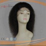 Parrucca piena poco costosa del merletto, parrucca riccia allentata delle donne dei capelli umani di 100%