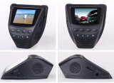 HD 1080P grosses Änderungs-Auto DVR mit Verpackungs-Monitor