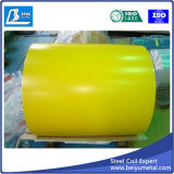 塗られたカラーは電流を通した鋼鉄コイル(PPGI/PPGL)に
