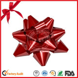 Sparkle Star Bow of Ribbon para caixas de presente de natal