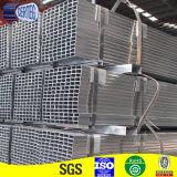 tubo de acero cuadrado galvanizado 100X100 del aislante de tubo