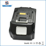 Batterie de sauvegarde rechargeable de machine-outil de Li-ion de Makita Bl1850 Replacemnet
