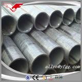 Структура и используемая водой горячекатаная труба углерода черноты ERW стальная