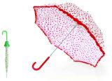 Inneres Printing Birdcage Skirt Umbrella mit Plastic Handle (YS-SA23163508R)