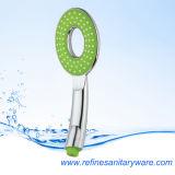 Nuova testa di acquazzone della mano di stile con le opzioni favorevoli di colore (R-186X)