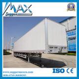 Precio bajo Cargo Van Semi Trailer del fabricante