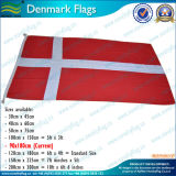 Polyester-Markierungsfahnen-Gewebe gedruckte Finnland-Land-Markierungsfahne (M-NF05F09029)