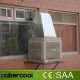 промышленный относящий к окружающей среде испарительный воздушный охладитель 23000m3/H с утверждением Ce/SAA