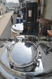 ステンレス鋼のオートクレーブの蒸気の低温殺菌タンク