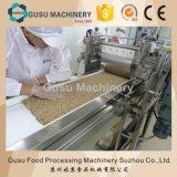 新しい条件の穀物棒機械、棒キャンディ、米棒、穀物棒アプリケーションのゴマ棒生産ライン