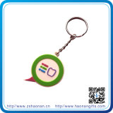 PVC Silicone Keychain dell'OEM Logo Soft di sport per Promotional Gifts