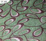 Цветастое ткани драпирования жаккарда синеля сделанное в Китае