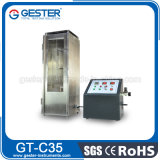 고품질 직물 수직 가연성 약실 (GT-C35)