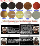 polvere di ispessimento di perdita di capelli della fibra della costruzione dei capelli della cheratina di 12g/25g Sevich