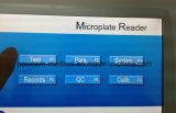 セリウムの公認の実験装置のElisa Microplateの読取装置(WHYM201)