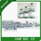 Линия автоматического производства жидкости Saline разрешения IV стеклянной бутылки