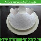 Cloruro de sodio refinado de la sal 99%Min de Adible