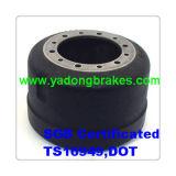 Gunite Brake Drum 3467b/Webb Brake Drum 63637f