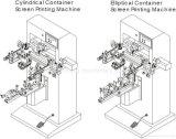 Surtidores de la impresora de la pantalla del cilindro de TM-400e