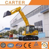 Da esteira rolante Multifunction do Backhoe de Carter CT150-8c (15t) máquina escavadora resistente do Backhoe