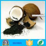 Buone carboni attivati della noce di cocco di adsorbimento coperture per estrazione dell'oro