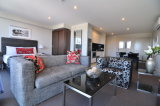熱い販売の高品質のメラミンホテルのスイートルームのベッド部屋の家具