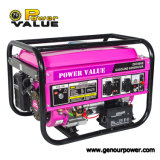 2, 000 generador portable de motor con gasolina Zh2500 del vatio 5.5HP Ohv 4-Cycle