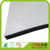 Isolamento di alluminio della costruzione della gomma piuma del polietilene