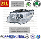 Head automatico Lamp per Skoda Superb From 2008 (3T1 941 017)