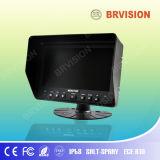 頑丈のための防水カラーCCTV IRの背面図システム
