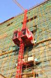Sc200/200 두 배 감금소 전송자 건축 건물 호이스트