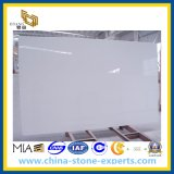 White pur Micro Crystalized Glass dans Slab et Tile