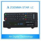 Первоначально Zgemma-Звезда LC установленной верхней коробки DVB c кабельного телевидения