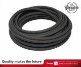 Boyau en caoutchouc hydraulique de tresse de fil de SAE 100r16