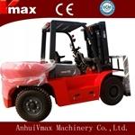 Fabrik-Großverkauf 7 Tonnen-Dieselgabelstapler mit seitlicher Schiebung