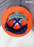 Chapéu duro da segurança do equipamento protetor pessoal para o trabalho elétrico
