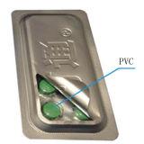 Papier d'aluminium tropical pharmaceutique pour l'empaquetage de capsules de pillules de tablettes