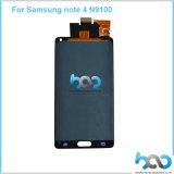 Bildschirmanzeige LCD für Bildschirm Samsung-Note4 N9100 LCD