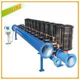 Filtro de disco automático da limpeza do auto da grande irrigação líquida do equipamento da filtragem da água PA6