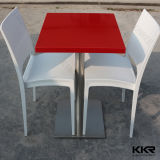 Таблицы и стулы мраморный верхнего трактира обедая для шведского стола