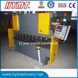 WC67Y-40X1300 tipo pequeno máquina hidráulica do dobrador