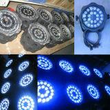 Wasserdichter NENNWERT 24X10W kann weiße LED-Stadiums-Beleuchtung