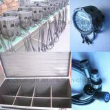 防水24X10W同価は白いLEDの段階の照明できる