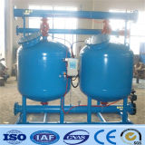 Industral Pressure Sand Filter mit Carbon Towers Tank